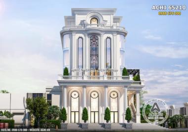 Hình ảnh: Thiết kế khách sạn nhà hàng tại Thanh Hóa – ACHI 65210